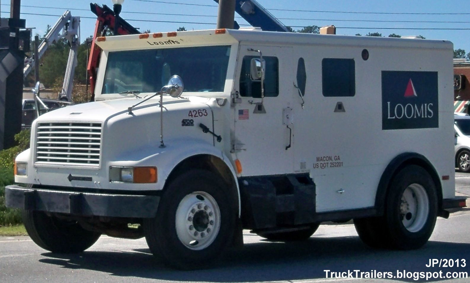 Old Armored Trucks for Sale | MACON GA. Attorney College Restaurant ...