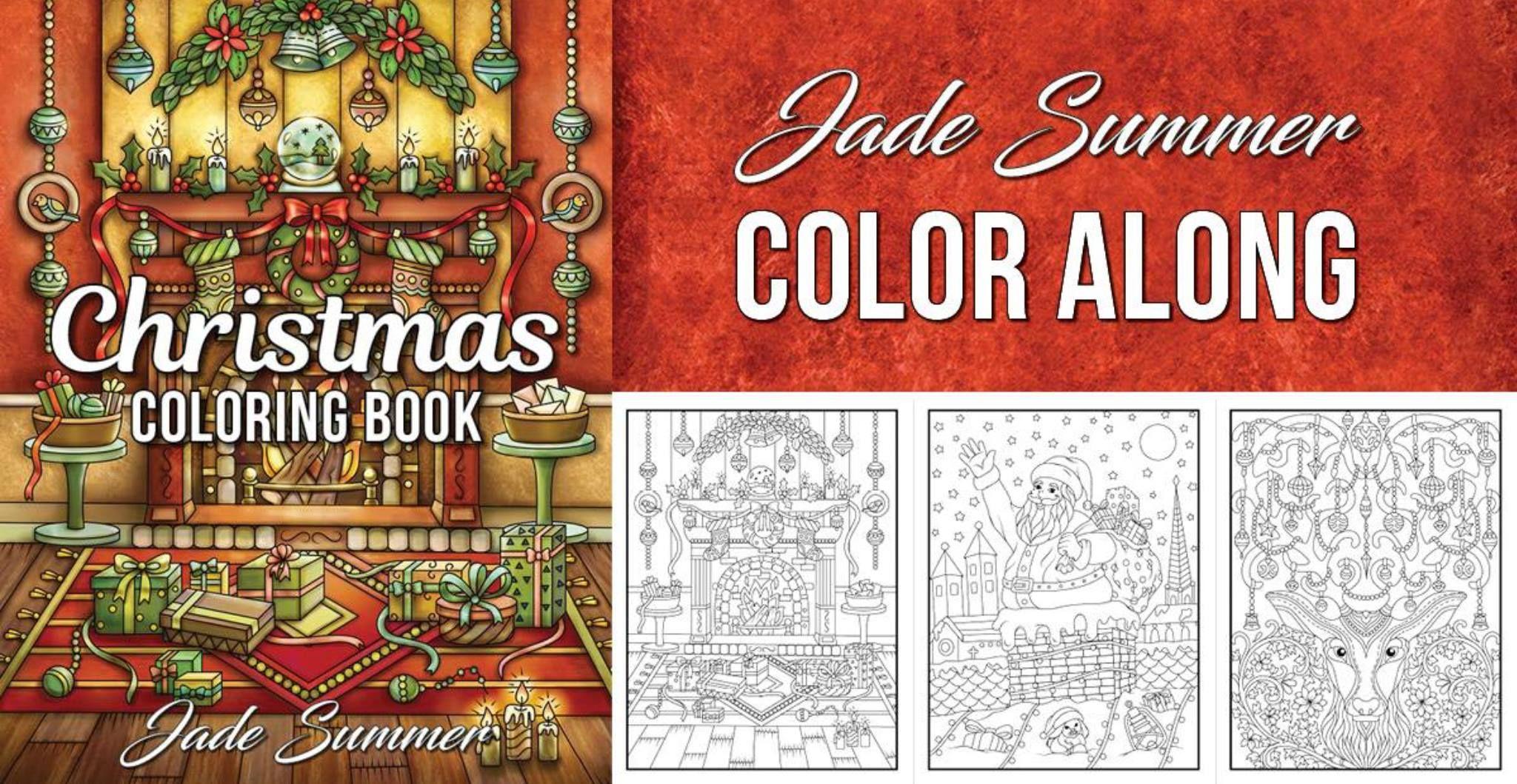 pages de noel coloriage imprimer par jade summer