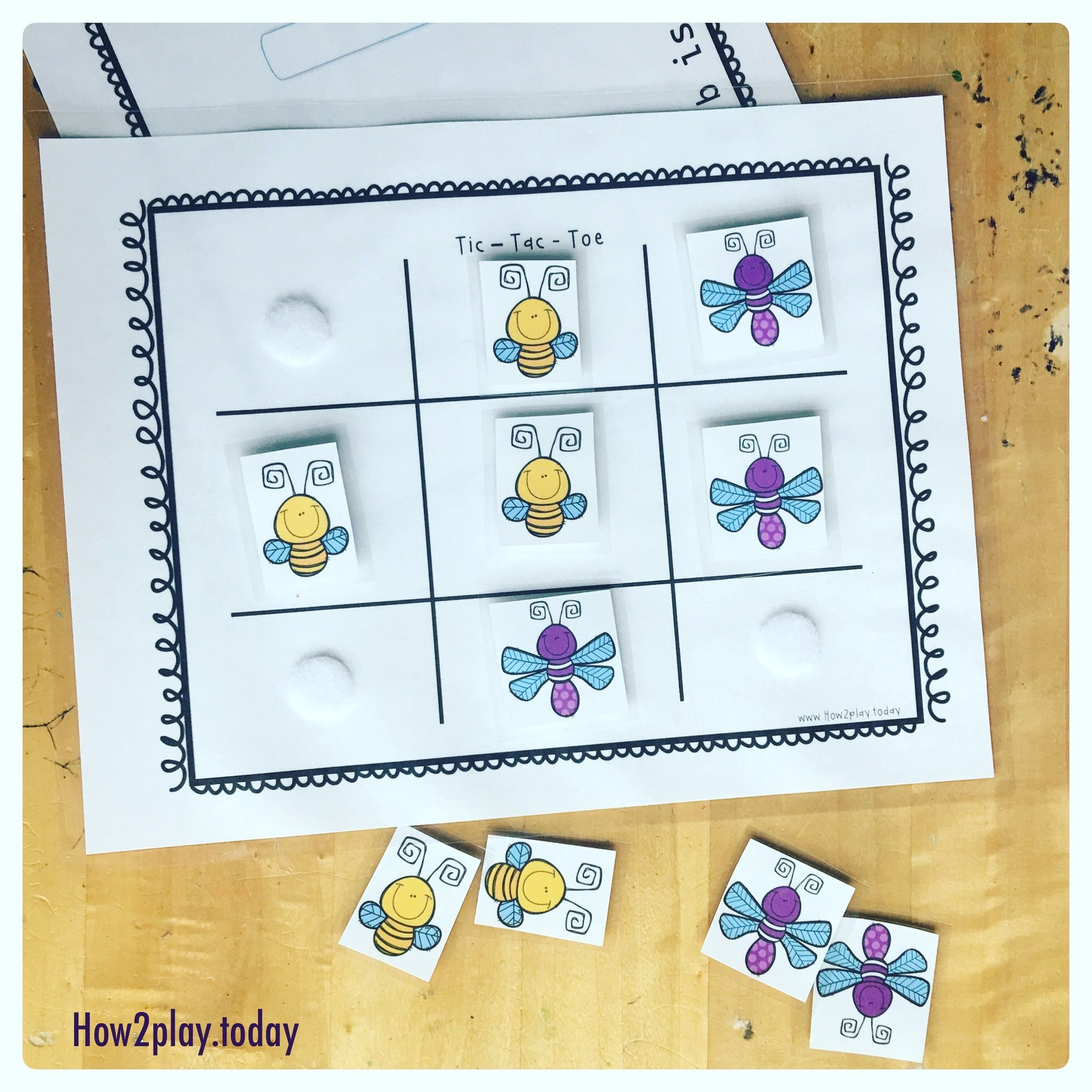 Activity Mats Great Alternative To Technology Devices Or