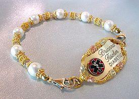 27++ Sticky jewelry medical id bracelet ideas