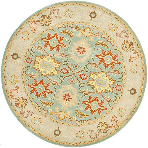 safavieh heritage collection hg734a handmade light blue a http