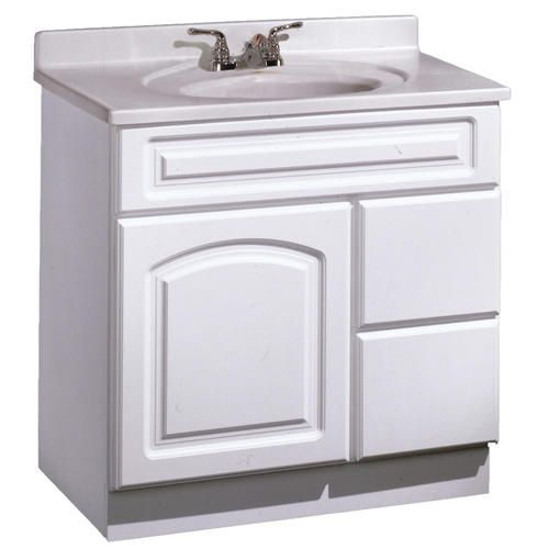 Super Pace St Clair Series 30 X 18 Vanity With Drawers On Right Download Free Architecture Designs Scobabritishbridgeorg