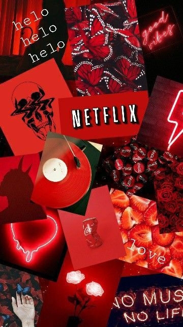 Rojo aesthetic | Iphone wallpaper girly, Iphone wallpaper themes, Pretty wallpaper iphone