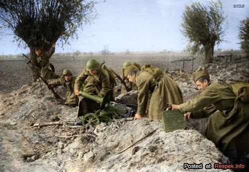 Fotografii Velikoj Otechestvennoj Vojny V Cvete Gorod Tomsk Ru