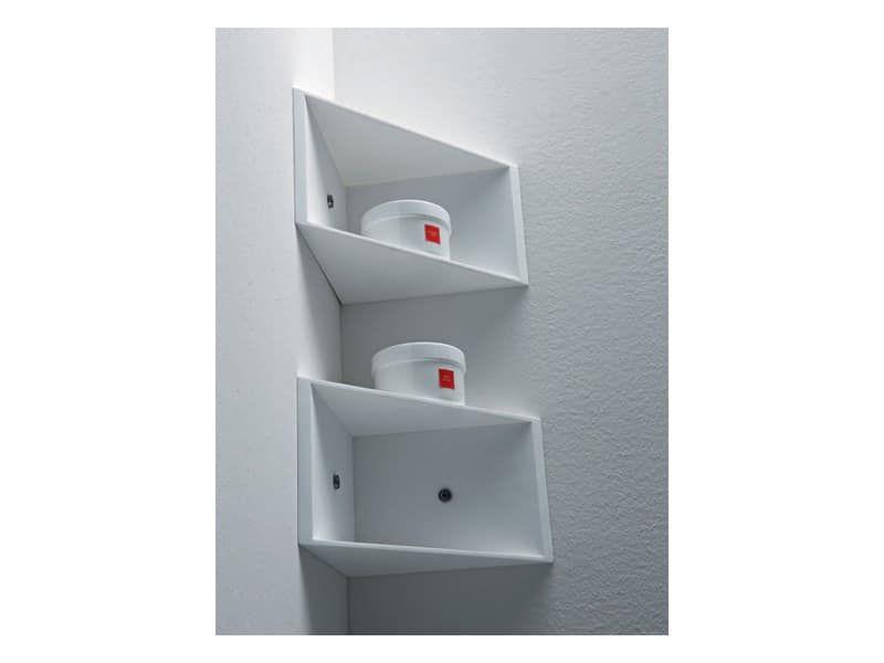 Corner Wall Shelves Storage Shelves Idf Furniture Two Tier Minimalist Wooden Corner Shelf For Bathroom Endearing