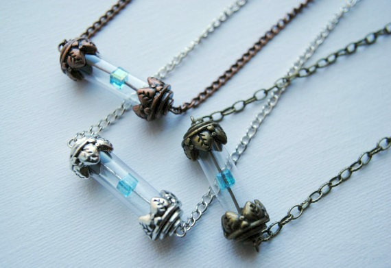 Tesseract Necklace -- The Avengers Inspired - LOKI - Unlimited Power -  Swarovski Crystal on Etsy f16a79d61