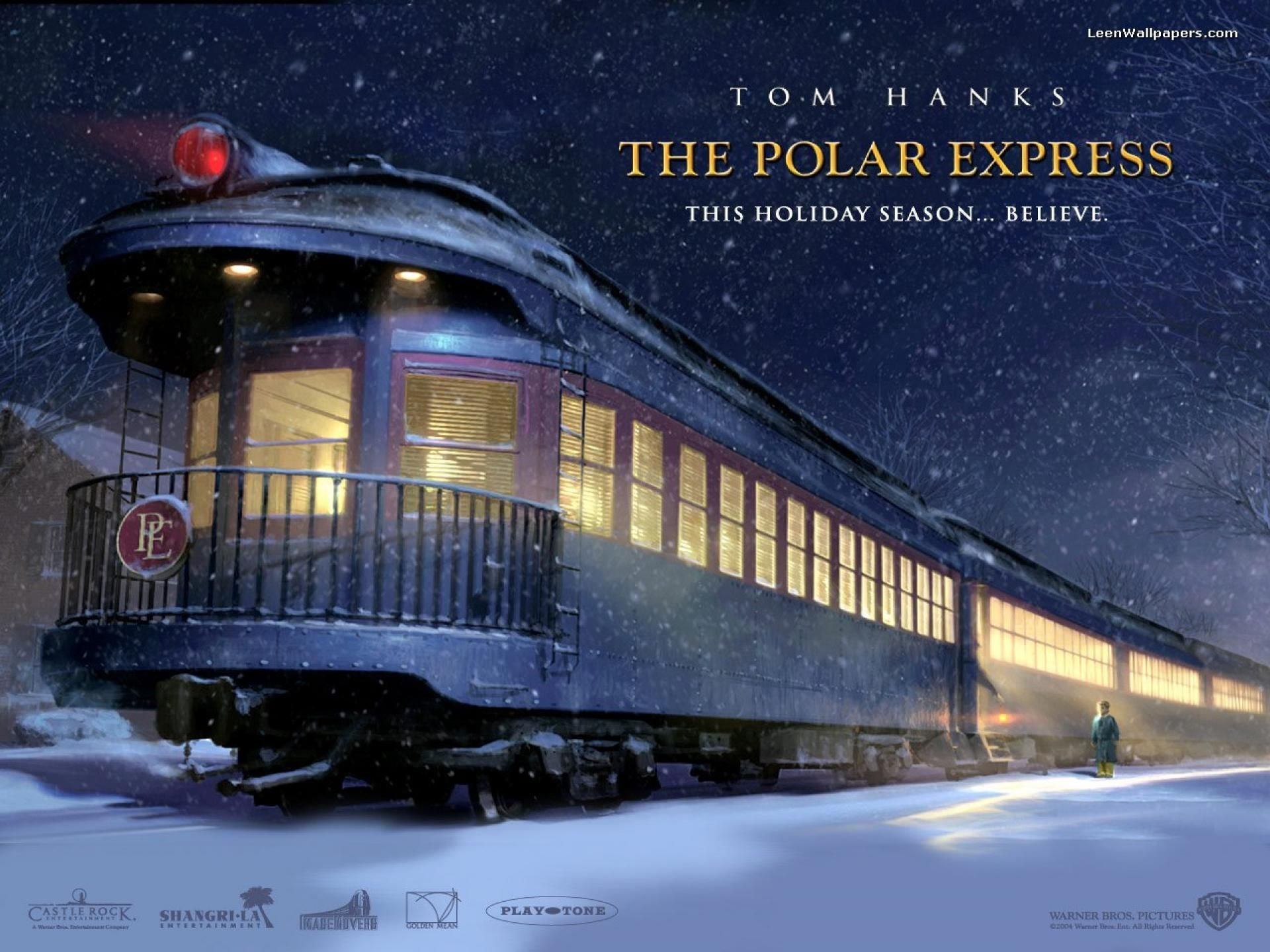 How to create your own Polar Express Party (with step by step ...