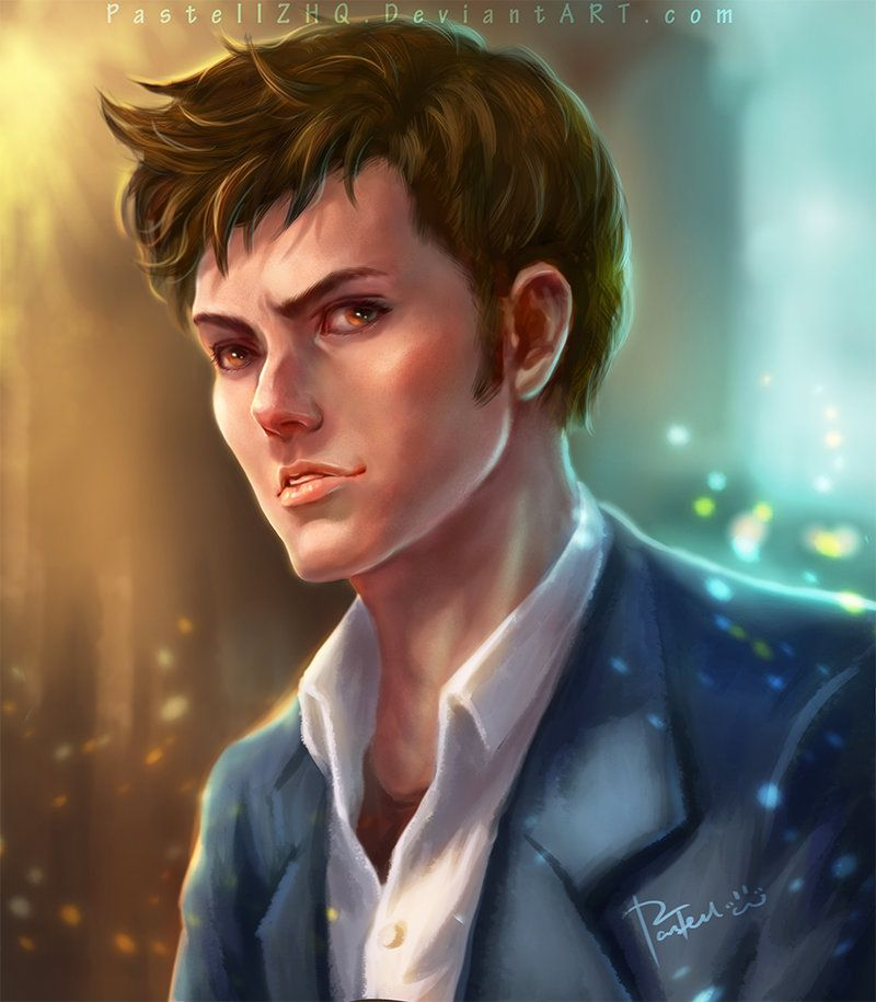 Eleventh Doctor art for the anniversary of his first ...  |Doctor Who Art Poo