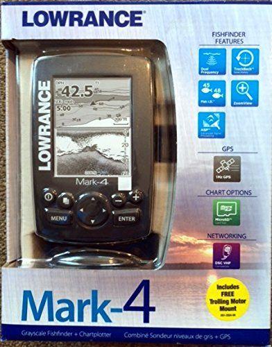 Mark Mark-4 Marine GPS Navigator - Fish Finders & Depth
