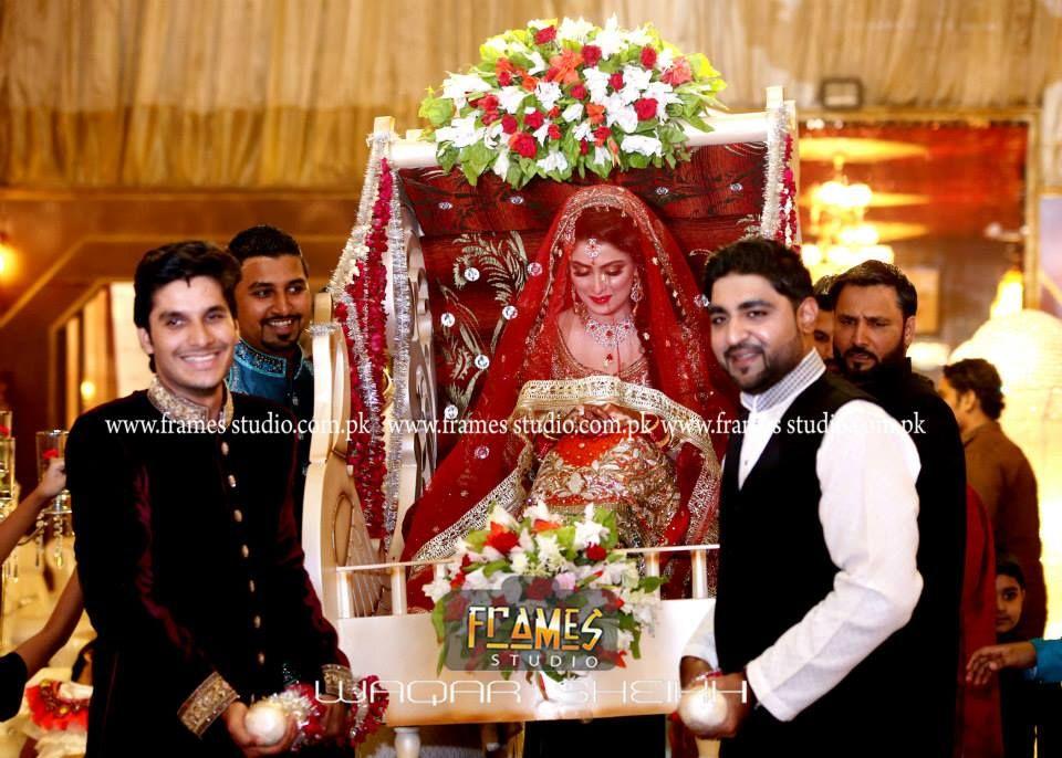 Pin By Ayesha Imran On New Arrival: Aiza-Khan-Danish-Taimoor-Wedding-14.jpg (960×686
