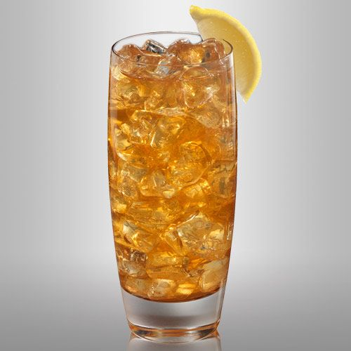 Stone Cold Larceny: We won't squeal on you if you make this apple, ginger and bourbon drink.