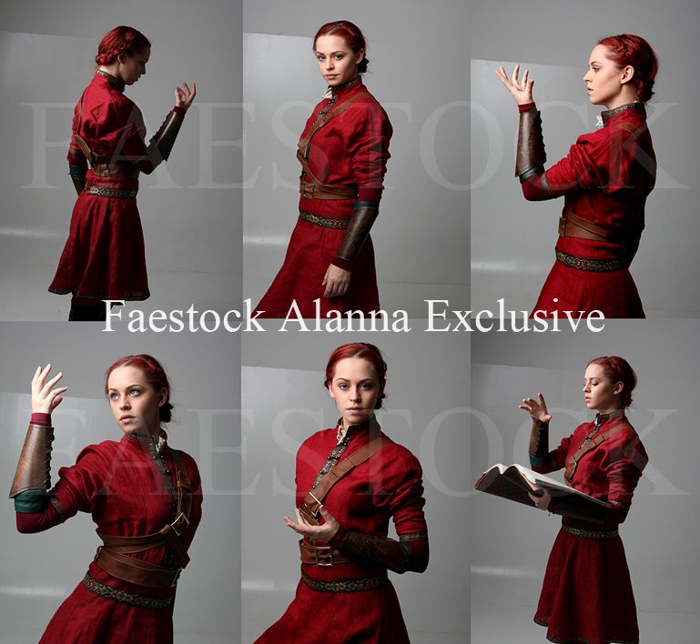 Alanna Exclusive By Faestock.deviantart.com On @deviantART