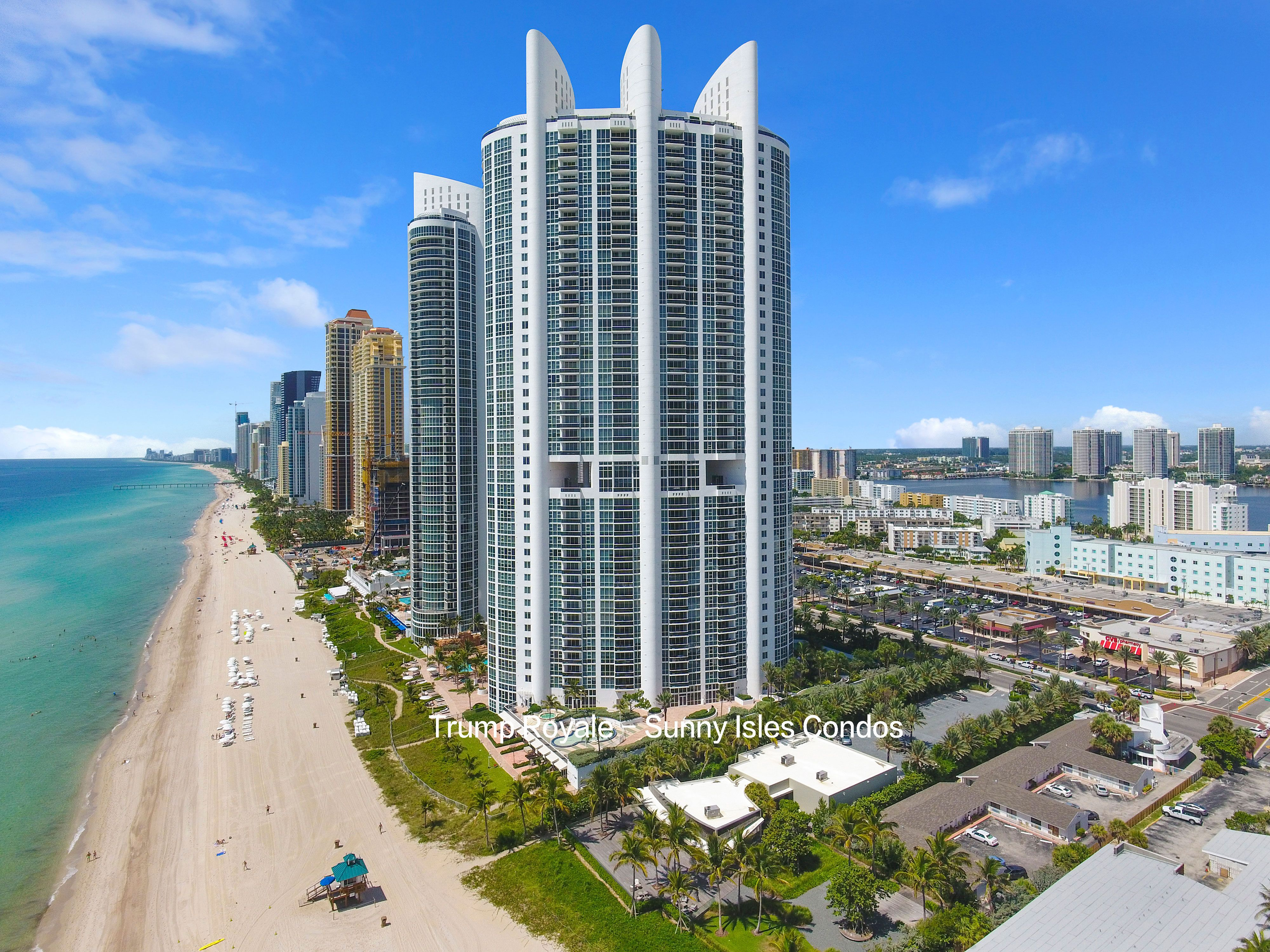 Trump Royale Condo 18201 Collins Ave Sunny Isles Beach Fl 33160 Sunny Isles Condos Sunny Isles Beach Sunny Isles Sunny Isles Beach Florida