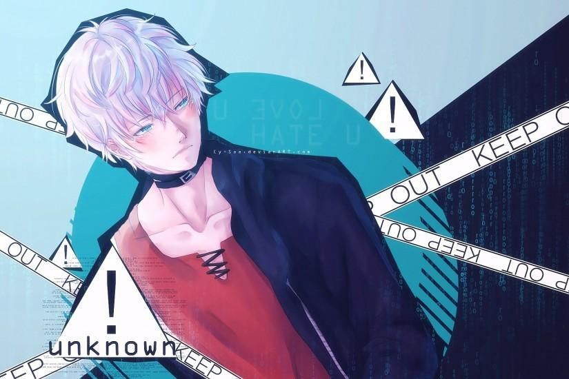 Mystic Messenger Wallpaper Download Free Hd Backgrounds For Desktop Computers And Smartphones In Any Resolution Mystic Messenger Mystic Messenger 707 Saeran
