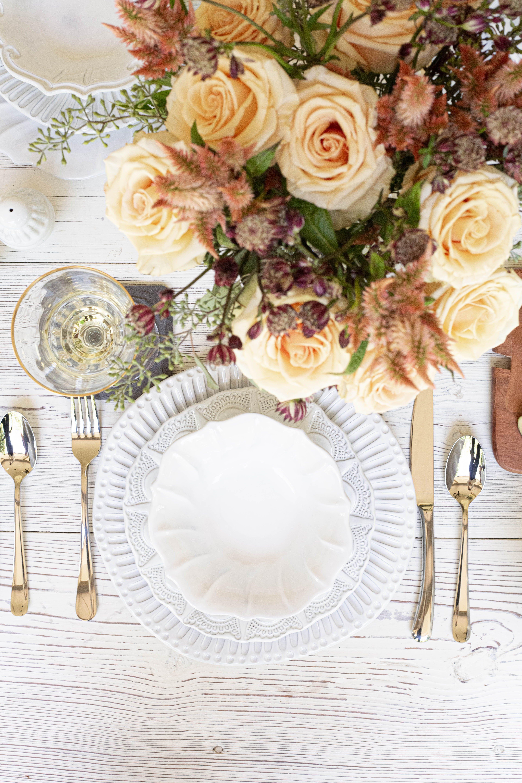 Incanto   White Dinnerware   Italian Dinnerware Sets