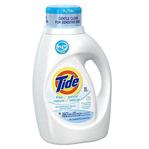 Any Dye Free Fragrance Free Detergent Not Dreft Laundry