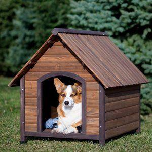Habitats Country Lodge Dog House Dog house, Dog houses