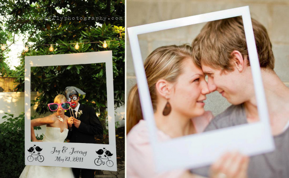 8 Polaroid Wedding Ideas to Capture | Polaroid photo booths ...