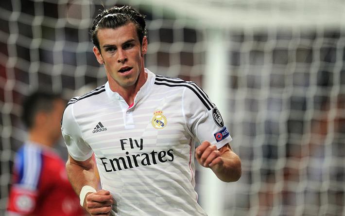 Download Wallpapers Gareth Bale 4k Real Madrid Spain Football Welsh Football Player Besthqwallpapers Com Gareth Bale Spain Football Real Madrid
