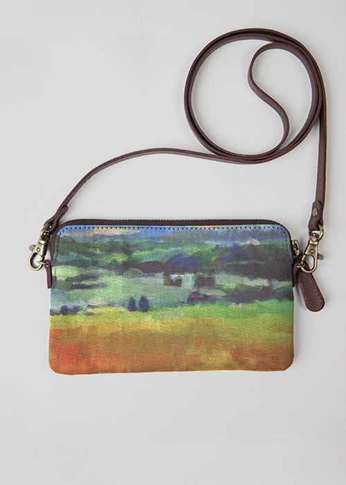 VIDA Statement Clutch - Arizona Sunset by VIDA u5uLfVWRlO