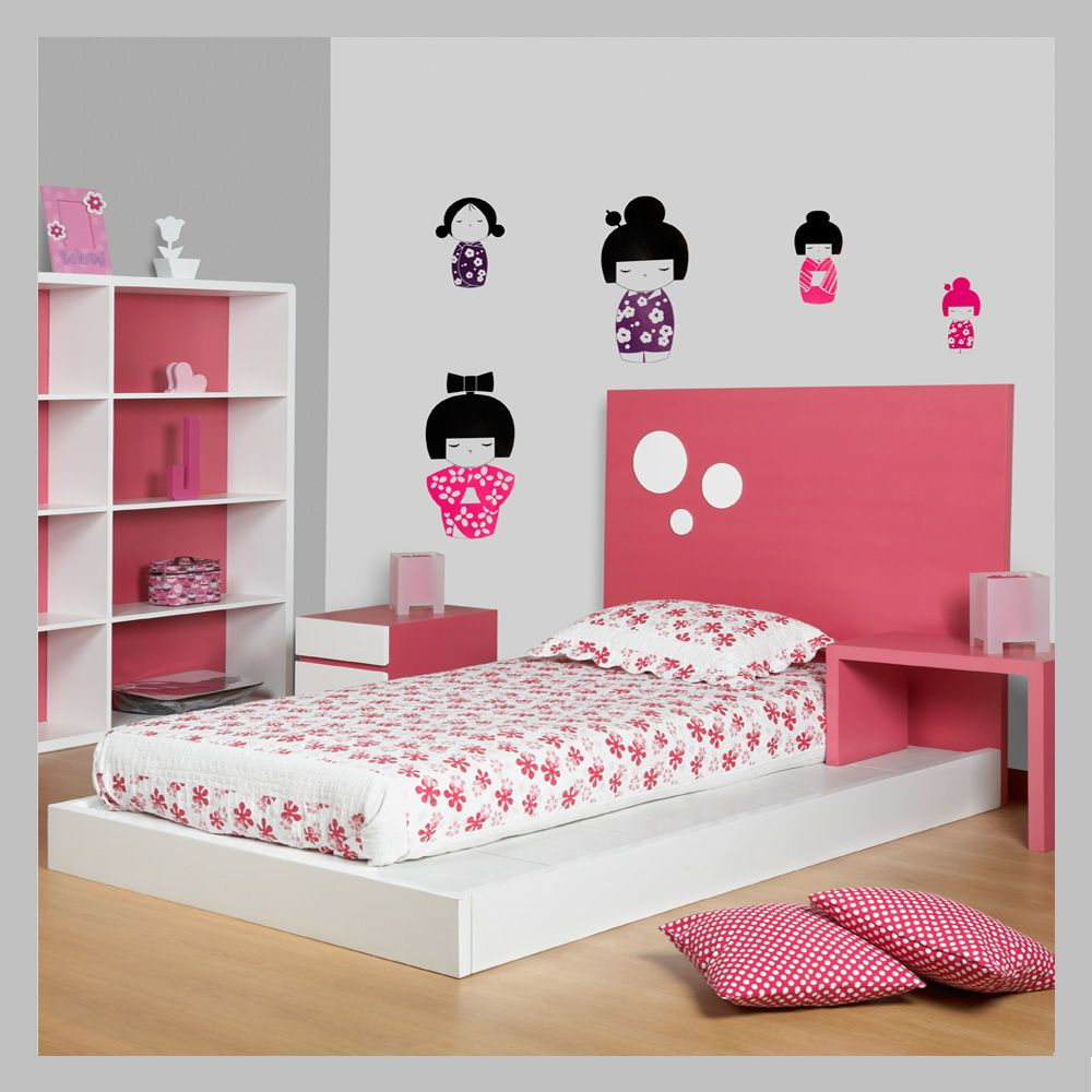 Pin de flor diaz en decoraci n pinterest muebles camas y alcoba - Dosel para cama nina ...