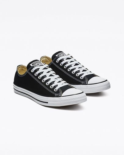 Chuck Taylor All Star Low Top Black | Chuck taylor shoes
