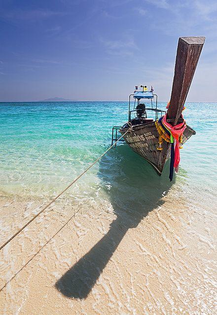 Krabi Thailand by Sonja Blanco