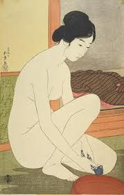 japanese woodcut actor black and white - Google Search