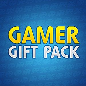 Gamer Gift Pack Thinkgeek Video Games Gamer Gifts