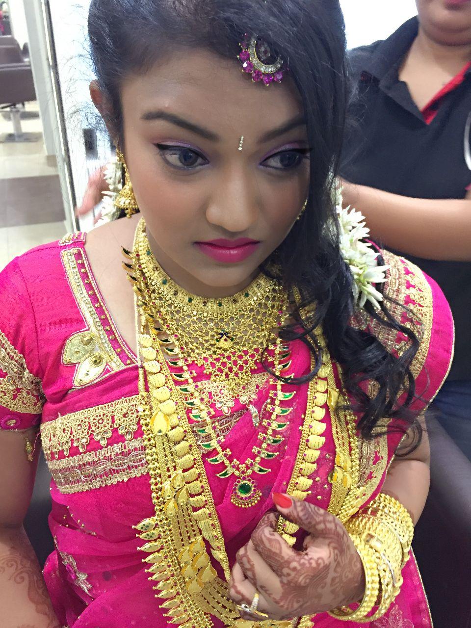 Indian Wedding Indian Bride South Indian Bride Bridal Make Up