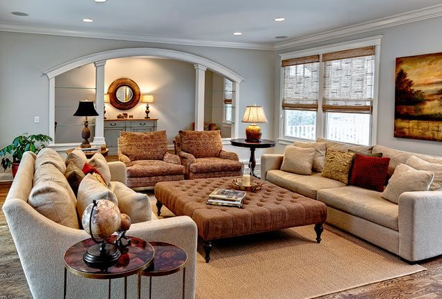 11 Steps To A Cozy Room No Fireplace Needed Worthing Court Cozy Room Family Living Room Design Kid Friendly Living Room
