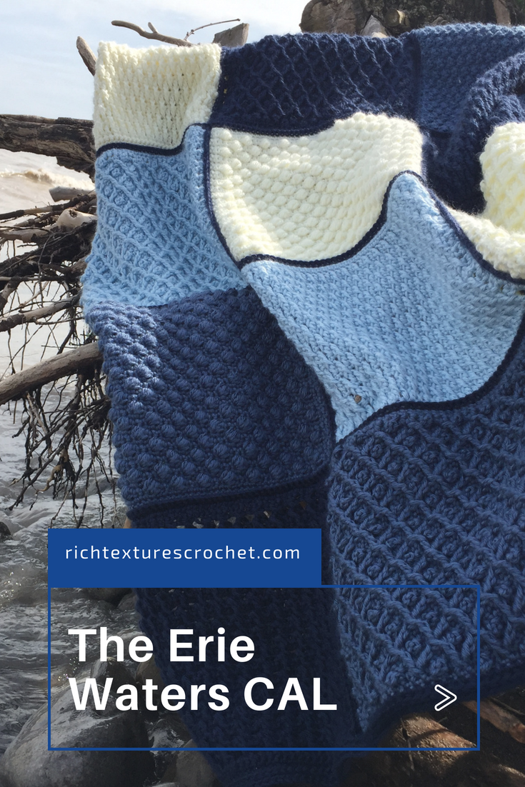 Erie Waters Throw Cal Introduction And Materials Crochet Patterns Free Blanket Crochet Square Patterns Crochet Blanket Patterns
