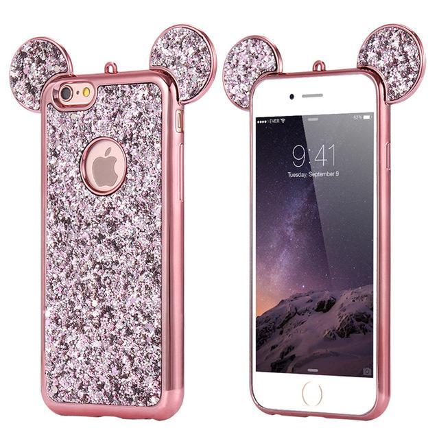 cover iphone 6 glitter