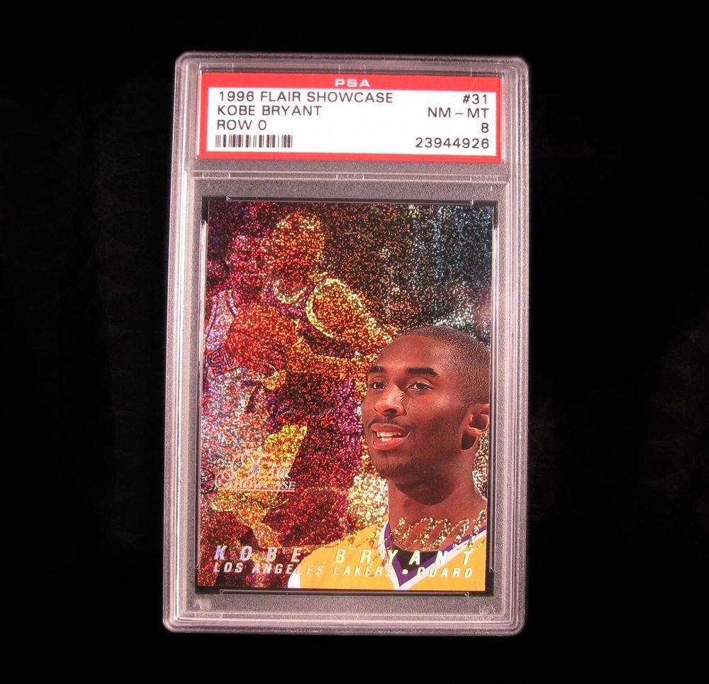 kobe bryant basketball card value