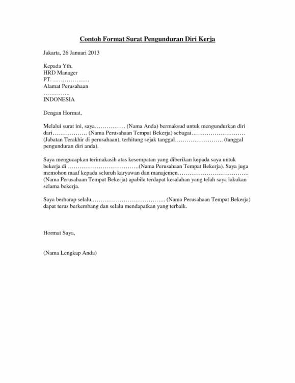 15+ Contoh Surat Lamaran Kerja Untuk Cpns Bpom | Kumpulan ...