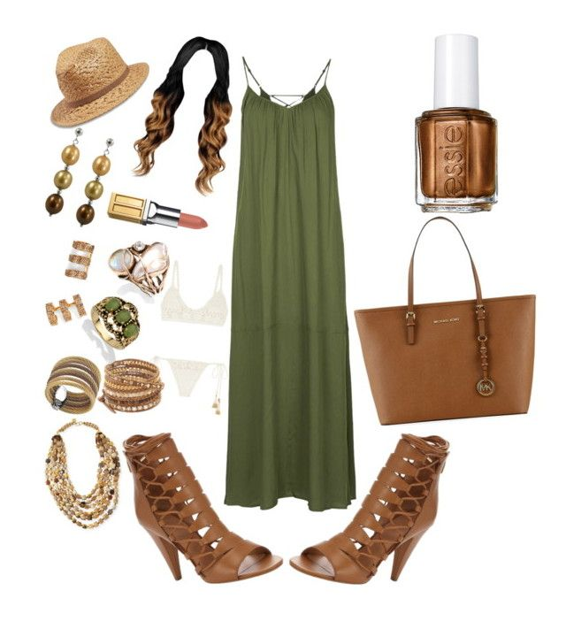 """""""36"""" by lynnise0409 on Polyvore featuring Topshop, Sigerson Morrison, SHE MADE ME, Ashley Pittman, Chan Luu, Palm Beach Jewelry, Alor, BaubleBar, Sandra Dini and Lucky Brand"""