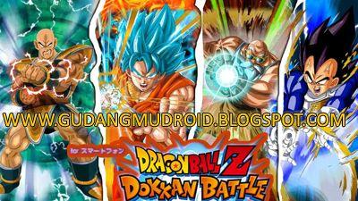 Dragon Ball Z Dokkan Battle Mod V2 4 1 Apk Full Version 2016