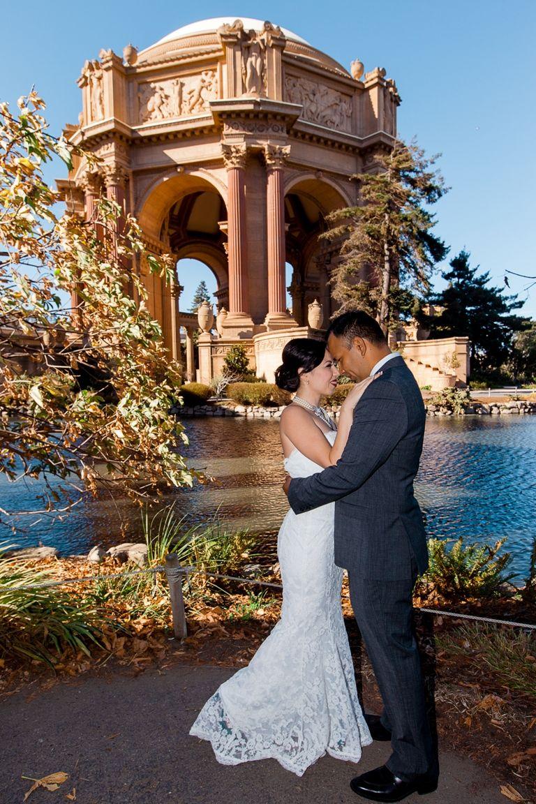 San Francisco Destination Wedding