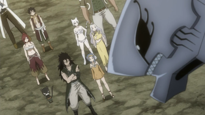 Fairy Tail(season 2 episode 90)