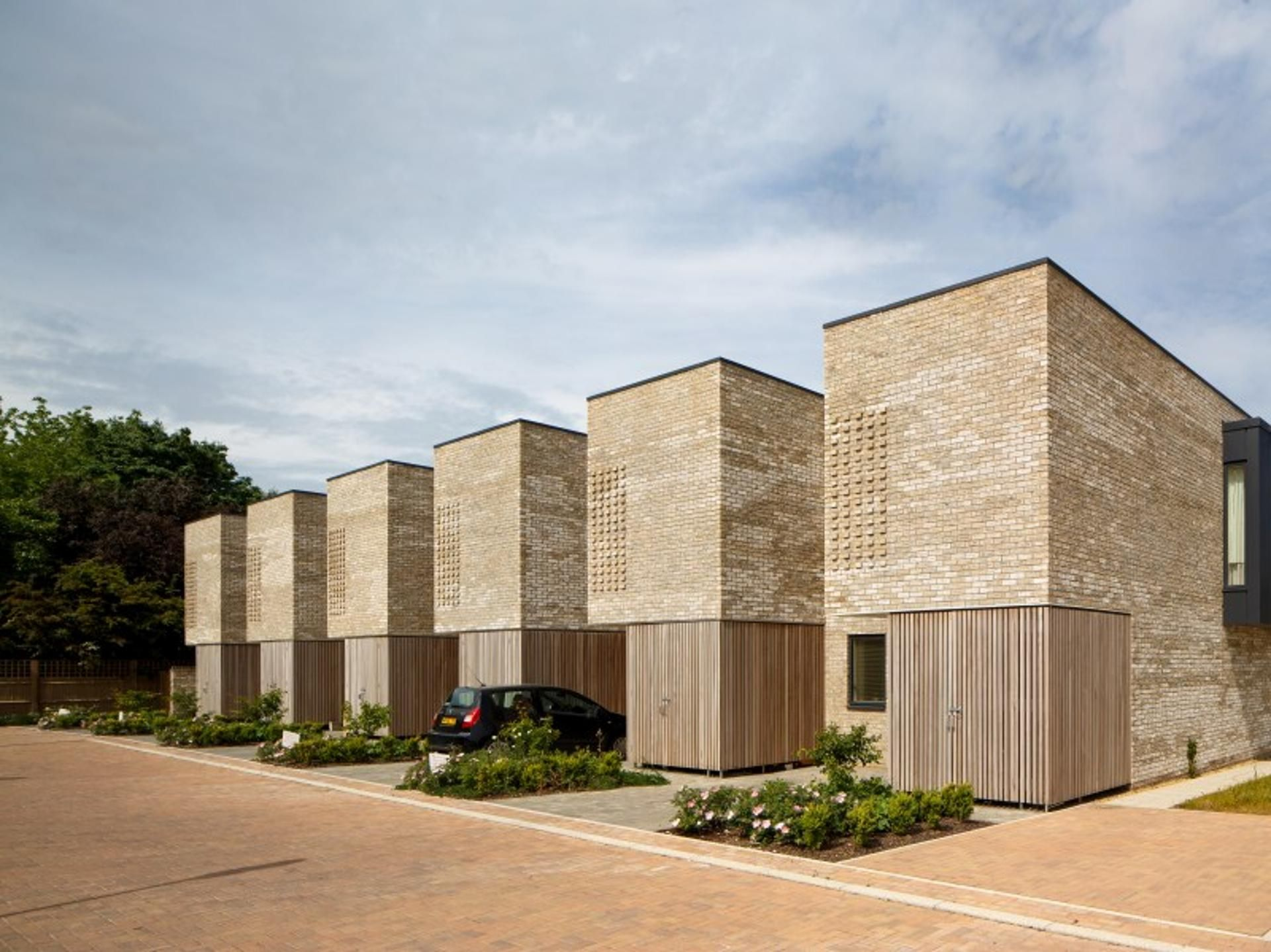 Adam architecture groundbreaking country house in hampshire - Seven Acres Cambridge Formation Architects Louis Sinclair