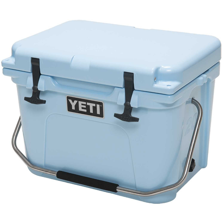 Yeti Roadie 20 Cooler Blue Ace Hardware Yeti Roadie Yeti Cooler Cooler