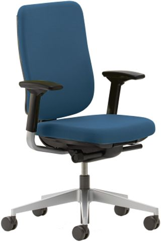 Steelcase Reply Chair   Upholstered