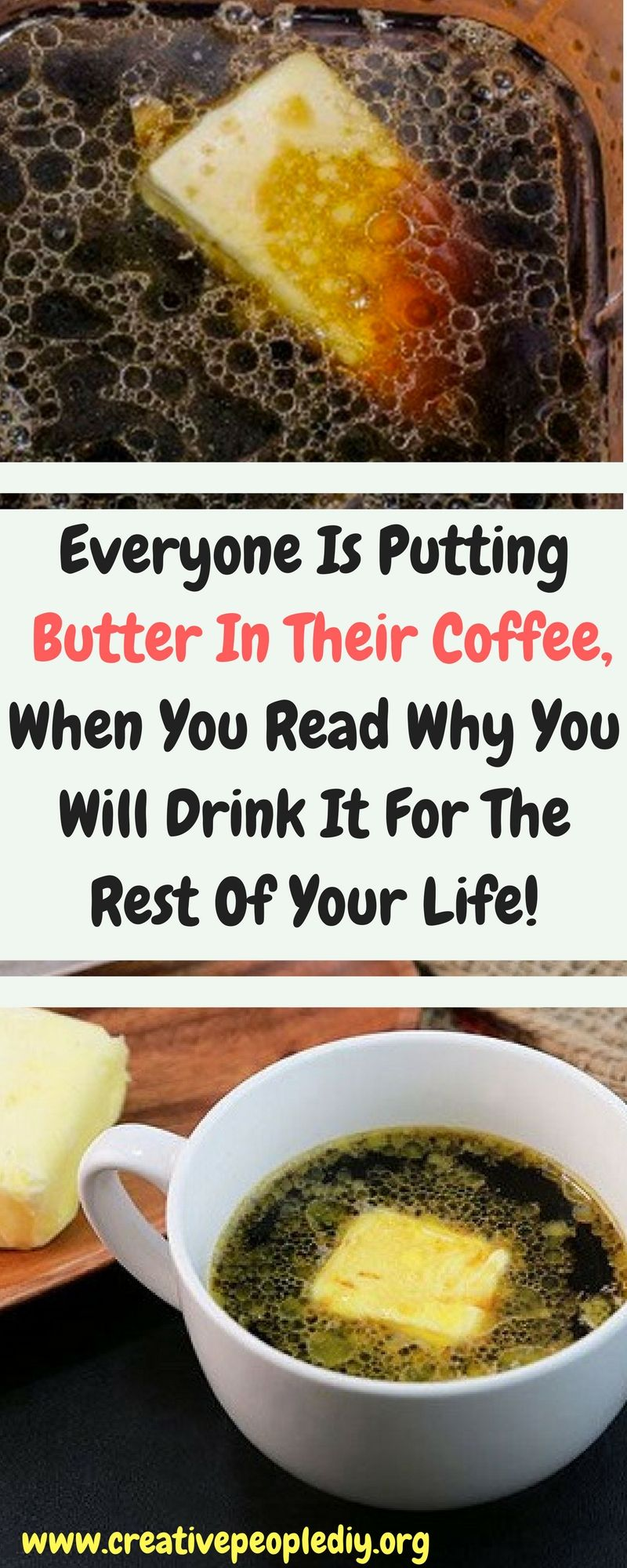 Why Is Everyone Putting Butter In Their Coffee Inside the Bulletproof' Craze