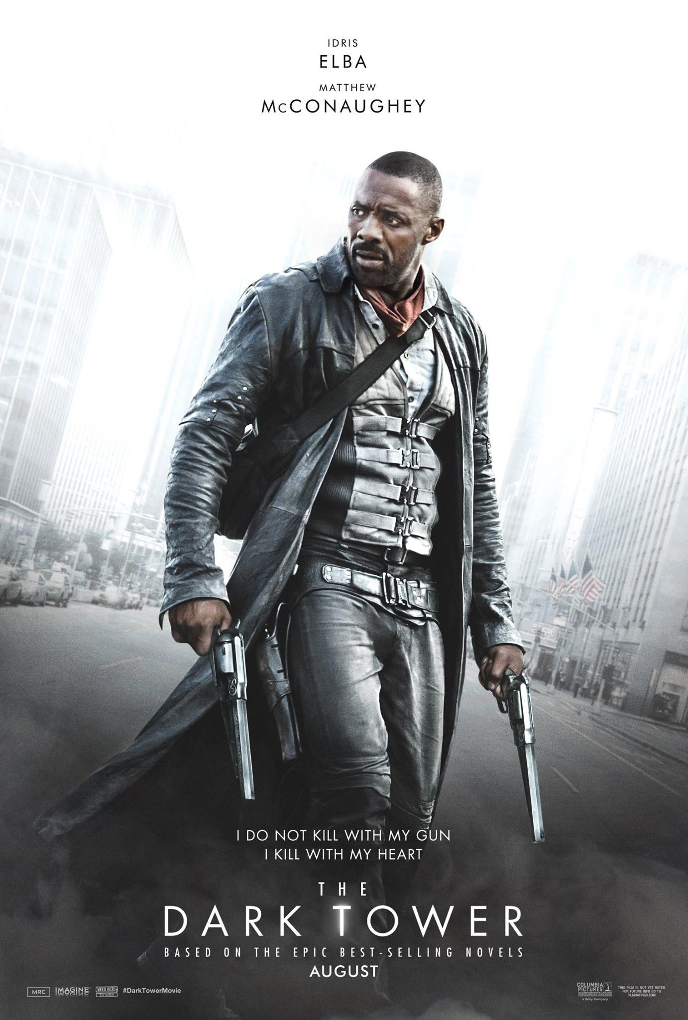 Bildergebnis Fur Gunslinger Der Dunkle Turm Filmplakate Filmposter