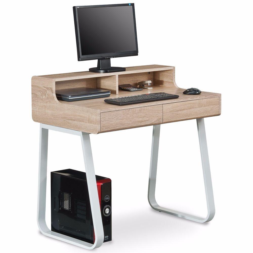 Schreibtisch Bristol Computertisch Pc Tisch Bürotisch Tisch