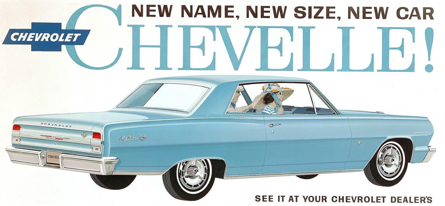 65 Chevelle | AUTOMOTIVE HISTORY BY GREGORY THOMAS SCATURRO ...