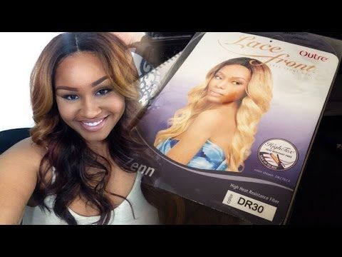 Outre Zenn Lace Front Wig Review You