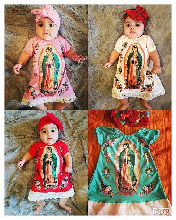 Virgen De Guadalupe Vestido De La Virgen De Guadalupe