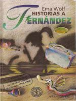 Ema Wolf, escritora argentina. Seguir a un autor. Itinerario de lecturas.