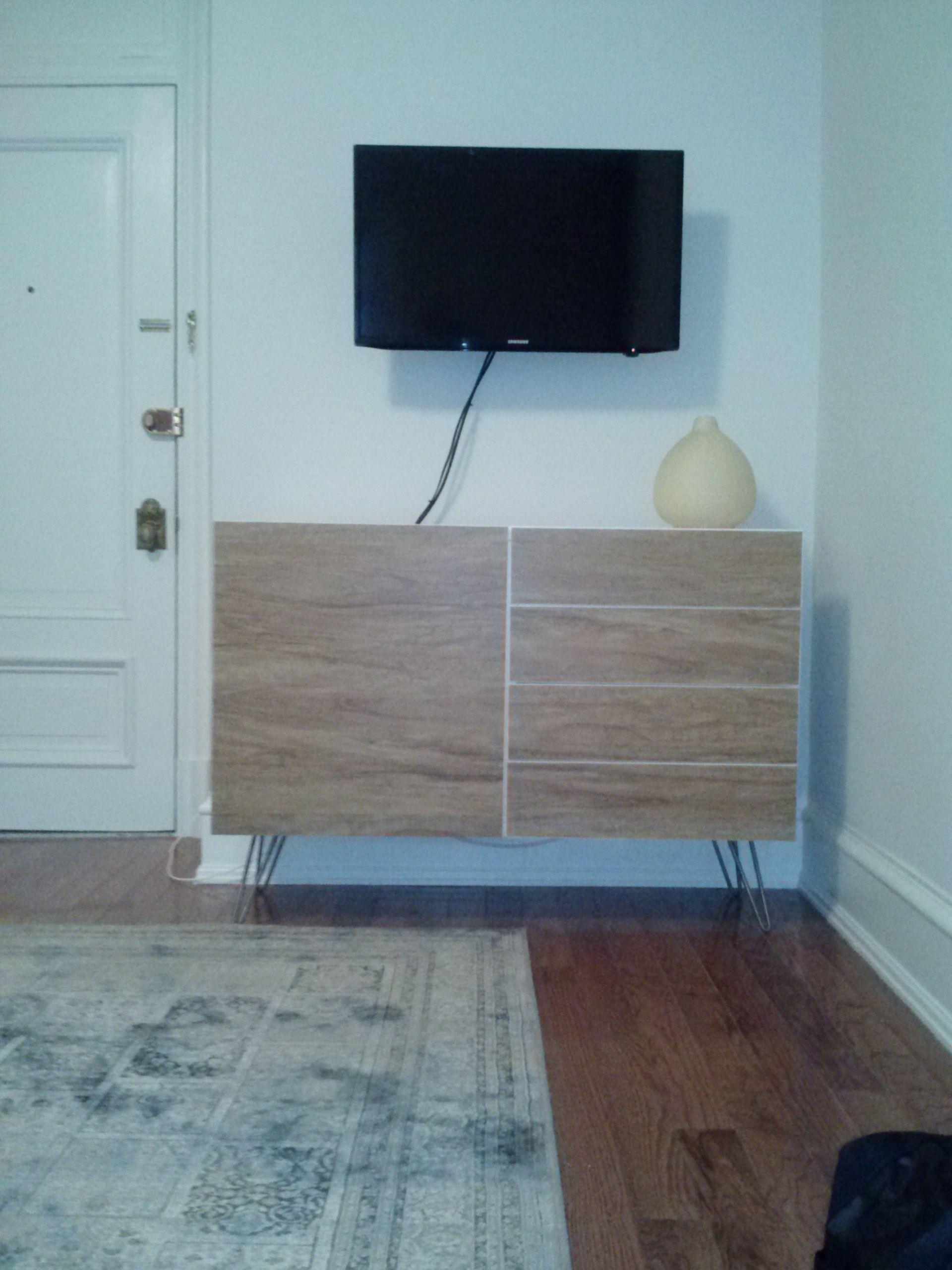 #IKEA #Besta Vara #Dresser. PANYL #Satinwood [discontinued]